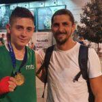 Aličić, Jovanović i Galanov brane čast Srbije i bokserske Loznice