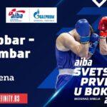 Besplatan prevoz na Svečano otvaranje Svetskog prvenstva u boksu